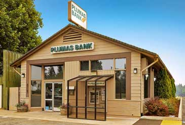Plumas Bank's Fall River Mills Branch